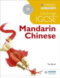 Cambridge IGCSE Mandarin Chinese (ISBN: 9781471890253)
