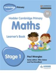 Hodder Cambridge Primary Mathematics Learner's (ISBN: 9781471884313)