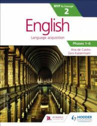 English for the IB MYP 2 (ISBN: 9781471880612)