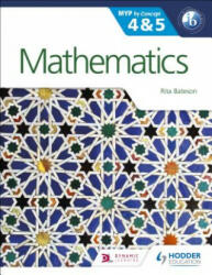 Mathematics for the IB MYP 4 & 5 (ISBN: 9781471841521)