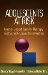 Adolescents at Risk - Home-Based Family Therapy and School-Based Intervention (ISBN: 9781462536535)