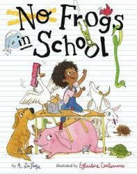 No Frogs in School (ISBN: 9781454926986)