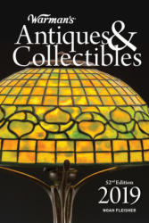Warman's Antiques & Collectibles 2019 (ISBN: 9781440248658)
