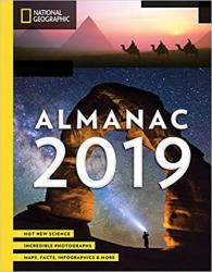 National Geographic Almanac 2019 - Geographic National (ISBN: 9781426219818)