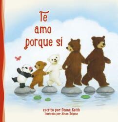 Te Amo Porque S (ISBN: 9781418598761)