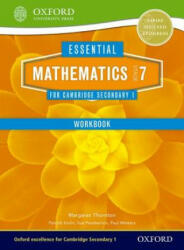 Essential Mathematics for Cambridge Lower Secondary Stage 7 Work Book (ISBN: 9781408519844)