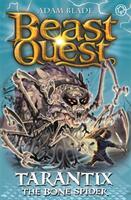 Beast Quest: Tarantix the Bone Spider, Paperback (ISBN: 9781408343319)