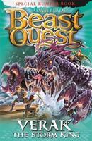 Beast Quest: Verak the Storm King (ISBN: 9781408343036)