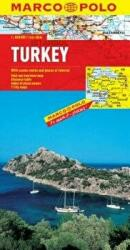 Turkey Marco Polo Map (ISBN: 9783829767279)