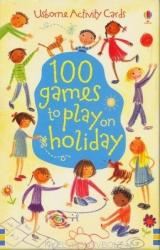 100 games to play on holiday (ISBN: 9781409516842)