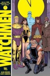 Watchmen - Alan Moore (ISBN: 9781401222666)
