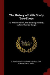 History of Little Goody Two-Shoes - Oliver Goldsmith (ISBN: 9781375911290)