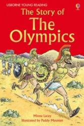 The story of The Olympics (ISBN: 9781409545934)