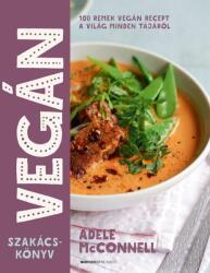 Vegán szakácskönyv (2018)