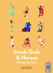 Greek Gods and Heroes (ISBN: 9781786031471)
