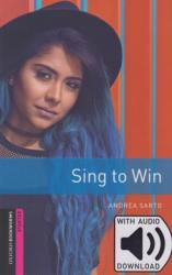 Sing to Win - Oxford Bookworms Library Starter - MP3 Pack (2018)