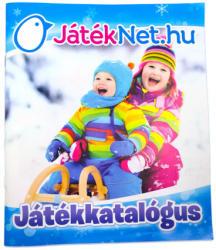 Promóciós termék: JátékNet. hu Játékkatalógus (ISBN: 5999549695493)
