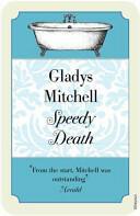 Speedy Death (ISBN: 9780099582267)
