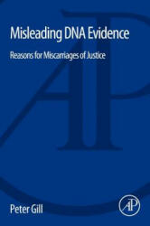 Misleading DNA Evidence - Reasons for Miscarriages of Justice (ISBN: 9780124172142)