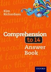 Comprehension to 14 Answer Book (ISBN: 9780198321101)