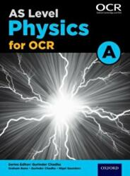 Level Physics A for OCR Year 1 and AS Student Book (ISBN: 9780198352174)