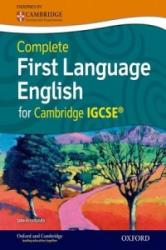 Complete First Language English for Cambridge IGCSE (ISBN: 9780198389057)