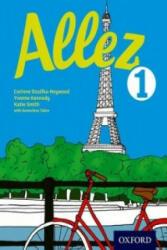 Allez Student Book 1 (ISBN: 9780198395041)