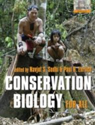 Conservation Biology for All (ISBN: 9780199554249)