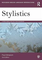 Stylistics - A Resource Book for Students (ISBN: 9780415644976)