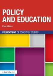 Policy and Education (ISBN: 9780415697583)