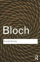 Feudal Society (ISBN: 9780415738682)
