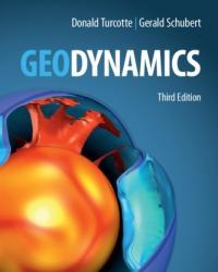 Geodynamics (ISBN: 9780521186230)