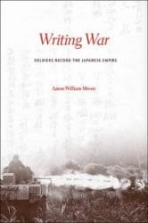 Writing War (ISBN: 9780674059061)