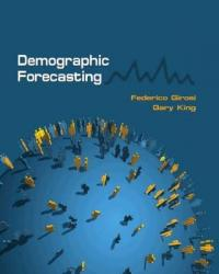 Demographic Forecasting (ISBN: 9780691130958)