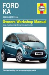 Ford KA Petrol 2008-2014 (ISBN: 9780857336378)
