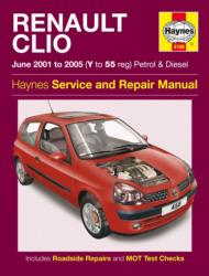 Renault Clio Service and Repair Manual (ISBN: 9780857339300)