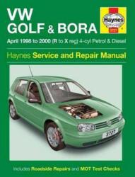 VW Golf & Bora - collegium (ISBN: 9780857339683)