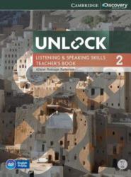 Unlock Level 2 Listening and Speaking Skills Teacher's Book with DVD (ISBN: 9781107642805)