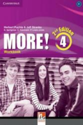 More! Level 4 Workbook (ISBN: 9781107652941)