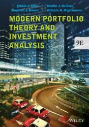 Modern Portfolio Theory and Investment Analysis (ISBN: 9781118469941)