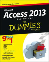 Access 2013 All-in-One For Dummies (ISBN: 9781118510551)