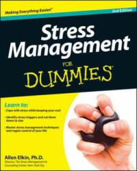 Stress Management For Dummies (ISBN: 9781118523926)