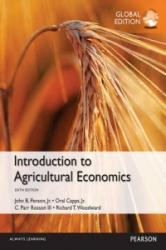 Introduction to Agricultural Economics (ISBN: 9781292073064)