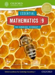 Essential Mathematics for Cambridge Secondary 1 Stage 9 Pupi (ISBN: 9781408519899)