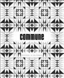 Commune - Designed in California (ISBN: 9781419709630)