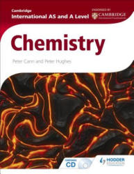 Cambridge International AS and A Level Chemistry (ISBN: 9781444181333)