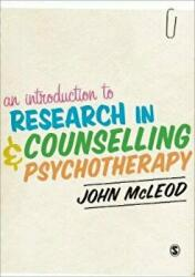 Introduction to Research in Counselling and Psychotherapy (ISBN: 9781446201411)