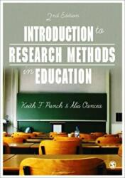 Introduction to Research Methods in Education (ISBN: 9781446260746)