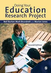 Doing Your Education Research Project (ISBN: 9781446266779)