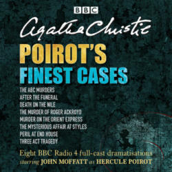 Poirot's Finest Cases - Eight Full-Cast BBC Radio Dramatisations (ISBN: 9781471350429)